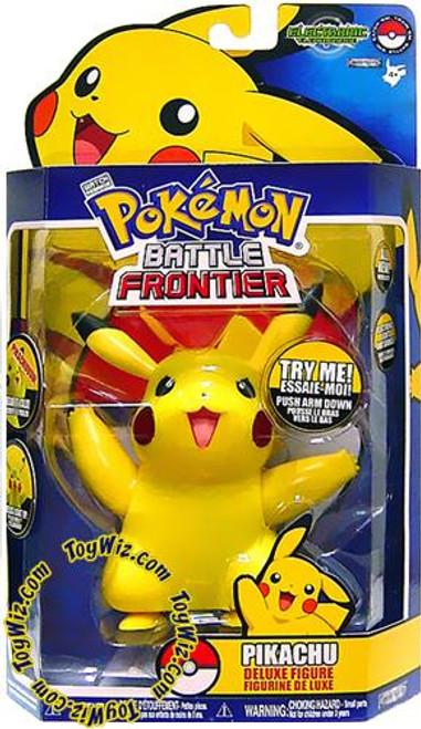 Pokemon Battle Frontier Deluxe Series 1 Pikachu Action Figure