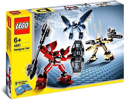 LEGO Robo Platoon Set #4881