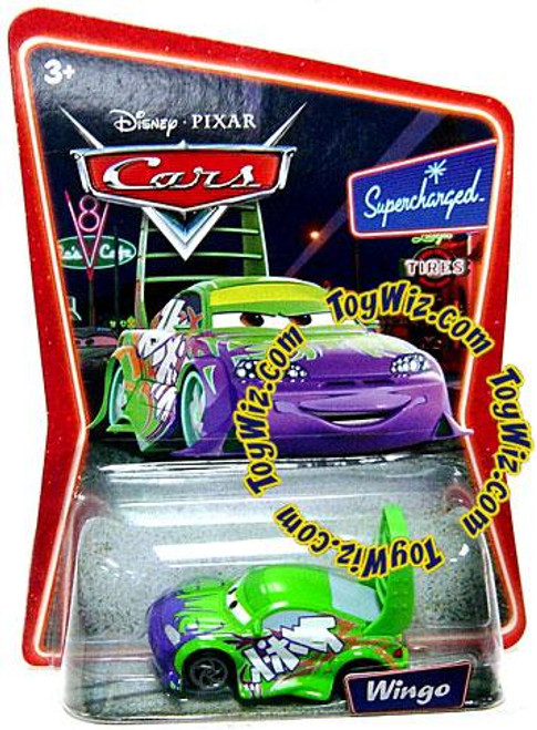 Disney Cars Supercharged Wingo Diecast Car