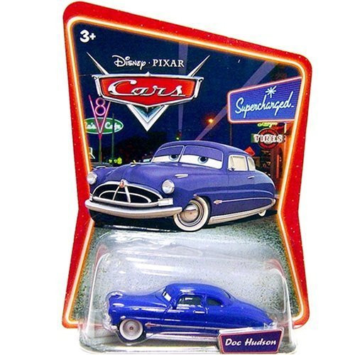 Disney Cars Supercharged Doc Hudson Diecast Car