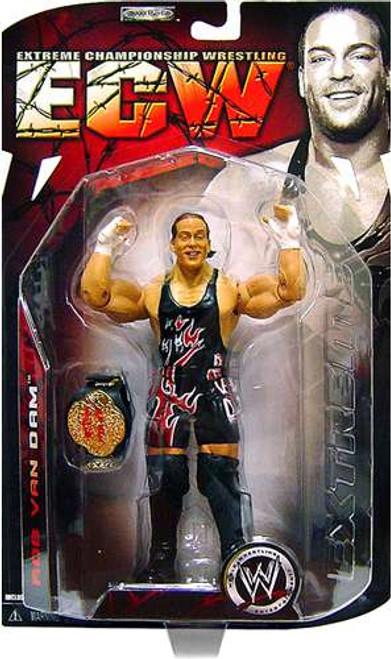 ECW Wrestling ECW Series 1 Rob Van Dam Action Figure