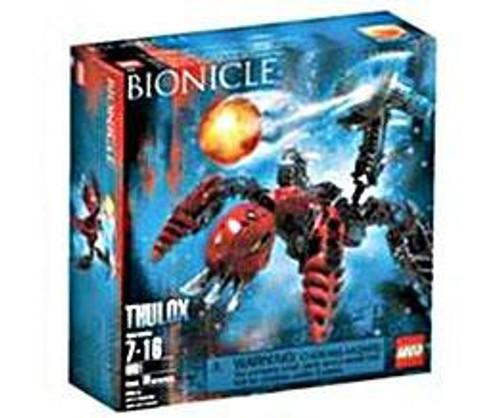LEGO Bionicle Thulox Set #8931