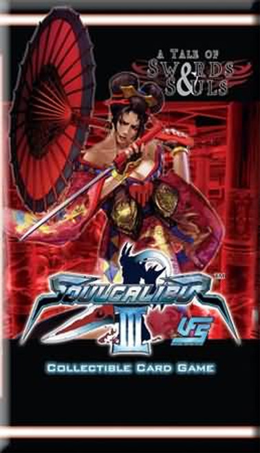 Universal Fighting System Soul Calibur III A Tale of Swords & Souls Booster Pack