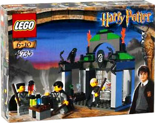 LEGO Harry Potter Series 1 Chamber of Secrets Slytherin Set #4735