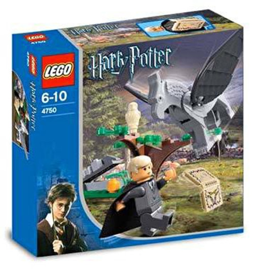 LEGO Harry Potter Series 1 Prisoner of Azkaban Draco's Encounter With Buckbeak Set #4750