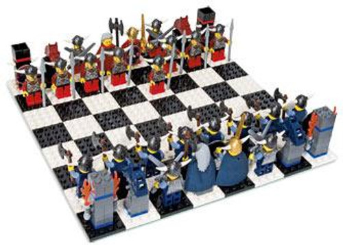 LEGO Vikings Chess Set G577