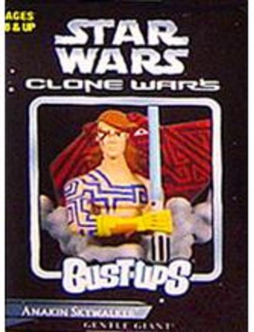 Star Wars The Clone Wars Bust-Ups Series 7 Anakin Skywalker Micro Bust