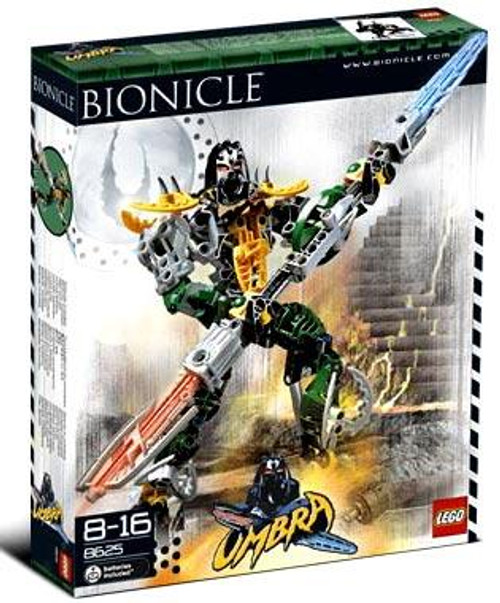 LEGO Bionicle Umbra Exclusive Set #8625