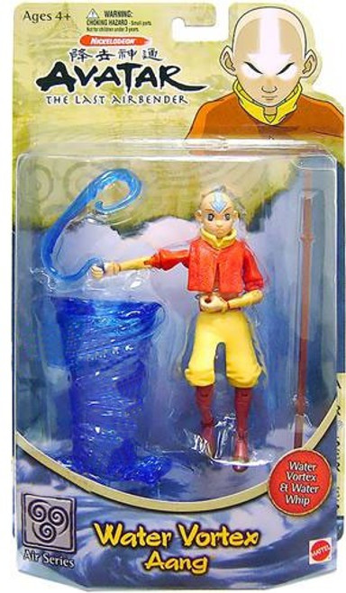Avatar the Last Airbender Series 1 Aang Action Figure 2-Pack [Water Vortex]