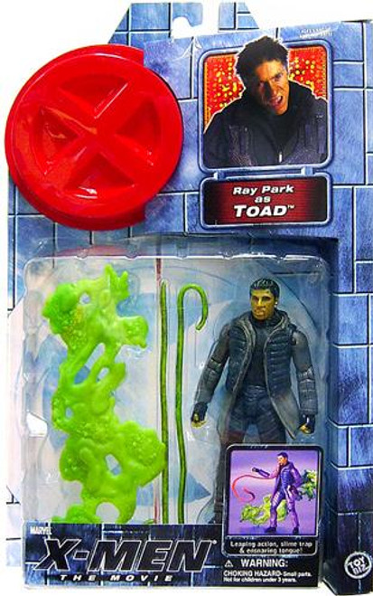 X-Men The Movie Toad Action Figure [Slime Trap & Tongue]