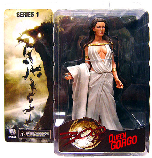 NECA 300 Queen Gorgo Action Figure