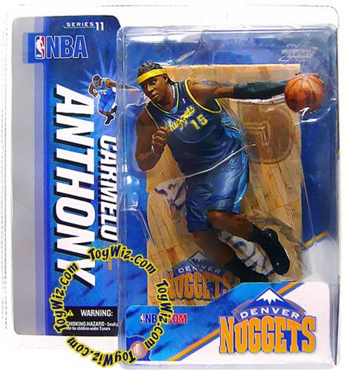 Denver Nuggets Predictions: McFarlane Toys NBA Denver Nuggets Sports Picks Series 11
