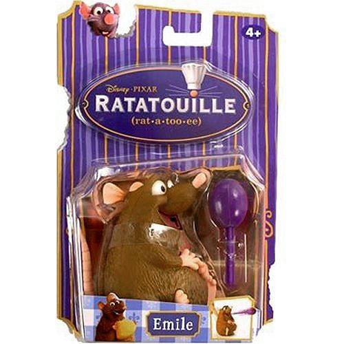 Disney / Pixar Ratatouille Basic Emile Action Figure