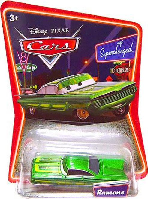 Disney Cars Supercharged Ramone Diecast Car [Green]