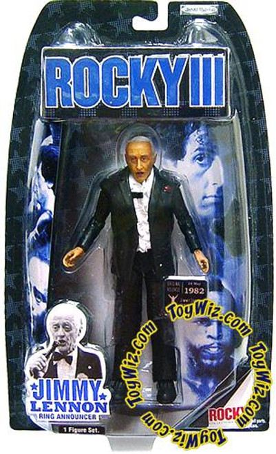 Rocky III Series 3 Jimmy Lennon Action Figure