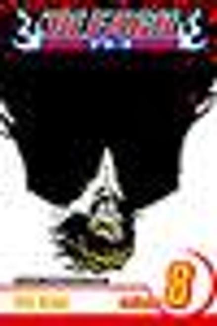 Bleach Shonen Jump Manga [Volume 8]