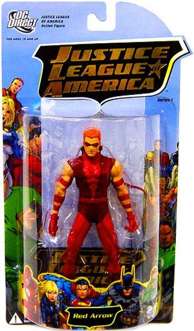 DC Justice League of America Series 1 Red Arrow Action Figure