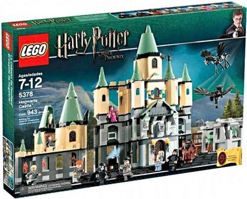 Lego harry potter series 1 order of the phoenix hogwarts castle set