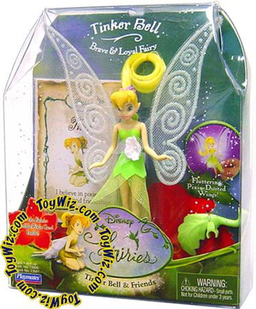 Disney Fairies Tinker Bell & Friends Tinker Bell Figure [Brave & Loyal Fairy]