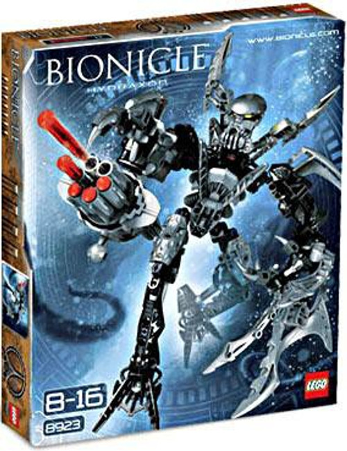 LEGO Bionicle Hydraxon Set #8923