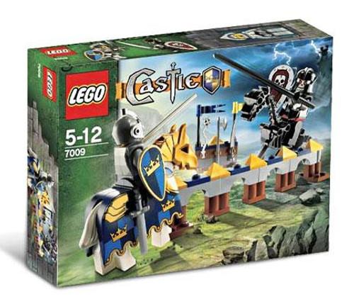LEGO Castle Final Joust Set #7009