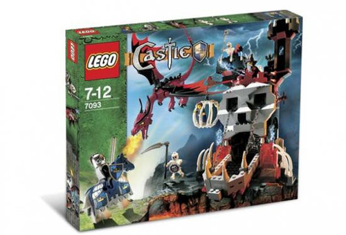 LEGO Castle Skeleton Tower Set #7093