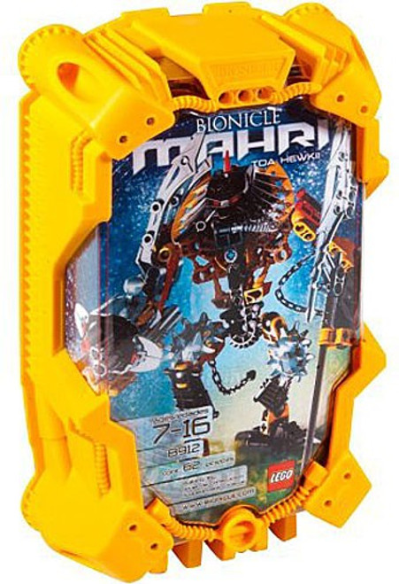 LEGO Bionicle Toa Mahri Toa Hewkii Set #8912