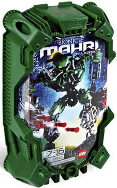 LEGO Bionicle Toa Mahri Toa Kongu Set #8910