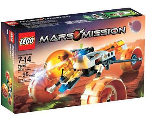 LEGO Mars Mission MT-31 Trike Set #7694