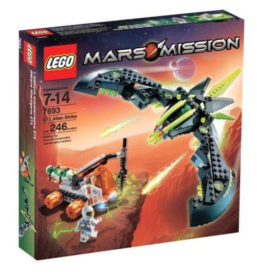 LEGO Mars Mission ETX Alien Strike Set #7693