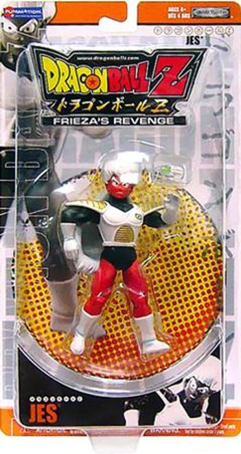 Dragon Ball Z Frieza's Revenge Jes Action Figure