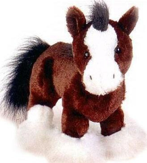 Webkinz Clydesdale Horse Plush