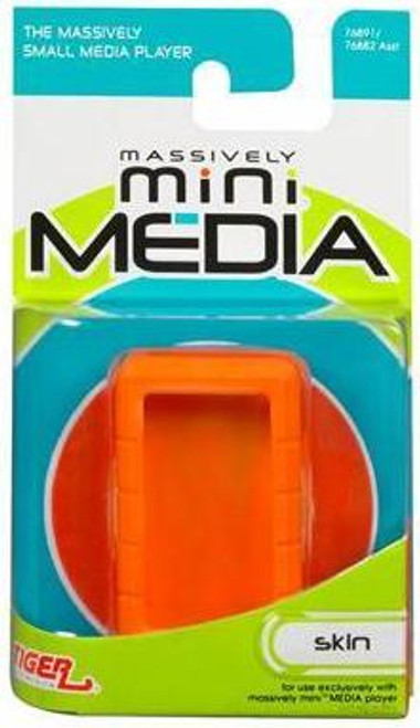 MiniMedia Skin Accessory [Orange Translucent]