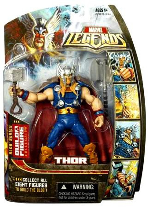 Marvel Legends Series 17 Blob Thor Action Figure