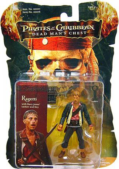 Pirates of the Caribbean Dead Man's Chest Ragetti Action Figure