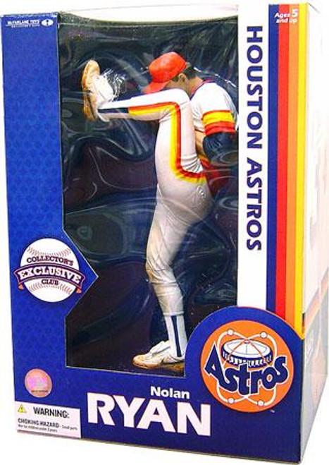 McFarlane Toys MLB Houston Astros Sports Picks 12 Inch Deluxe Nolan Ryan Exclusive Action Figure