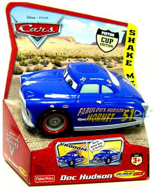 Disney Cars Shake 'N Go Doc Hudson Shake 'N Go Car