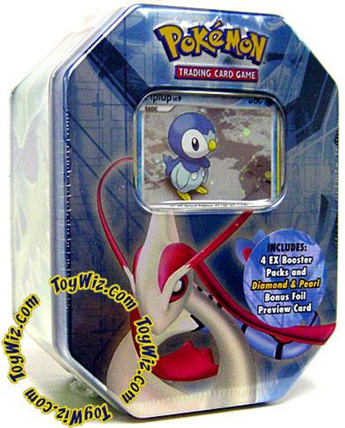Pokemon EX 2007 Series 1 Milotic Collector Tin