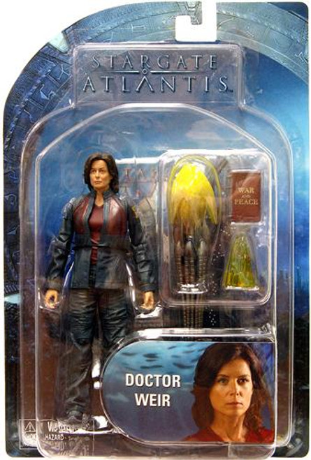 Stargate Atlantis Series 1 Dr. Elizabeth Weir Action Figure