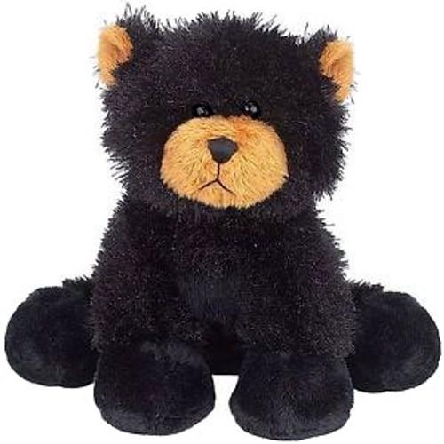 Webkinz Lil' Kinz Black Bear Plush
