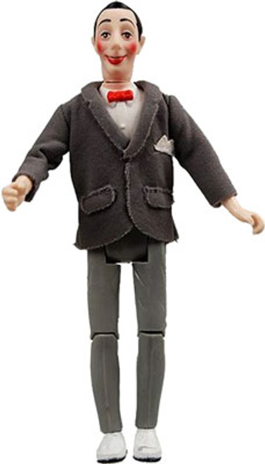 NECA Pee-Wee's Playhouse Series 1 Pee Wee Herman Action Figure