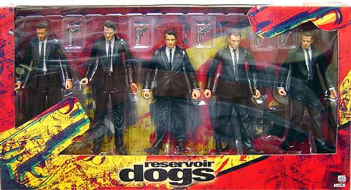NECA Reservoir Dogs Action Figure Set