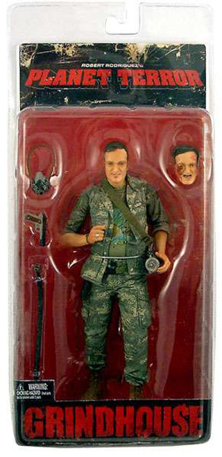 NECA Grindhouse Planet Terror Army Soldier Action Figure [Quentin Tarantino]