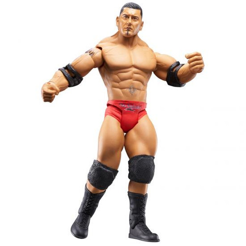 WWE Wrestling Ruthless Aggression Series 27 Batista Action Figure