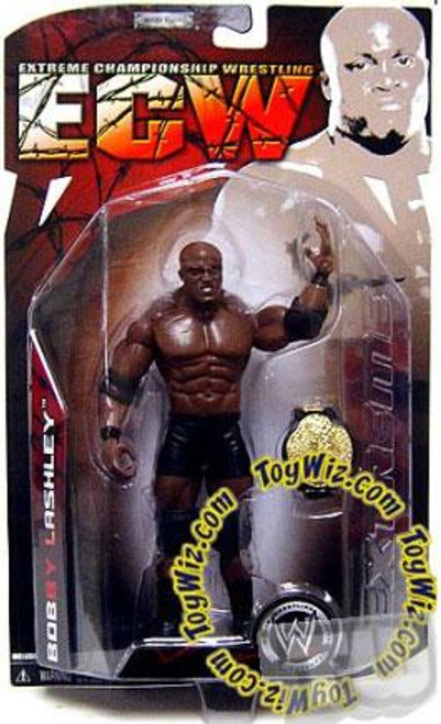 ECW Wrestling ECW Series 2 Bobby Lashley Action Figure