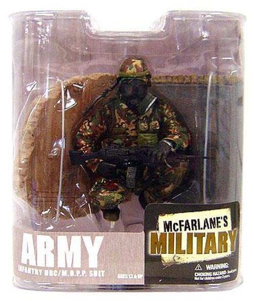 McFarlane Toys McFarlane's Military Series 6 Army Infantry M.O.P.P. Suit Action Figure [Random Ethnicity]