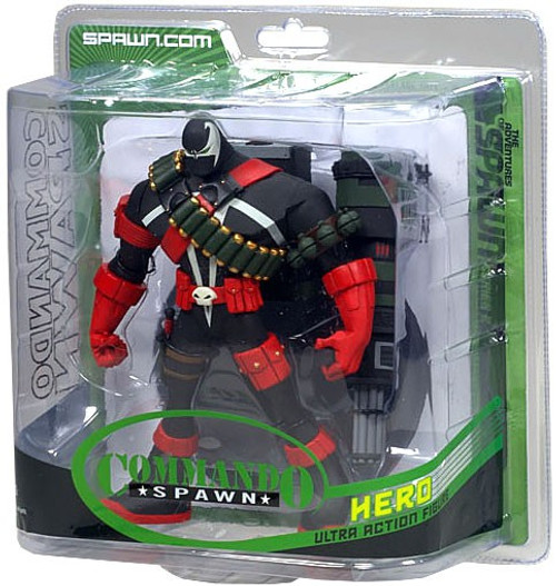 McFarlane Toys Series 32 The Adventures of Spawn 2 Commando Spawn Action Figure