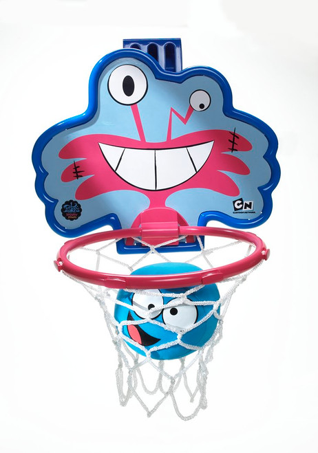Cartoon Network Foster's Home for Imaginary Friends Hoop n Holla Basketball Hoop