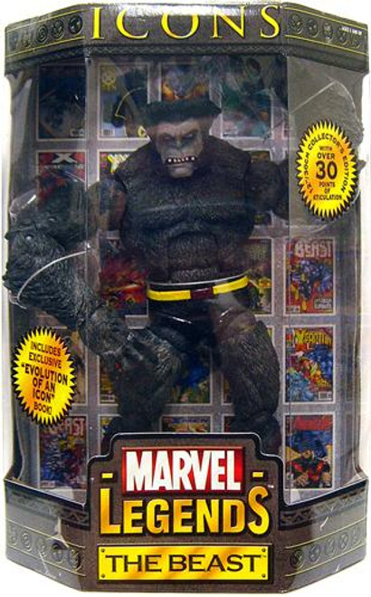 Marvel Legends Icons 12 Inch Series 3 Beast Action Figure