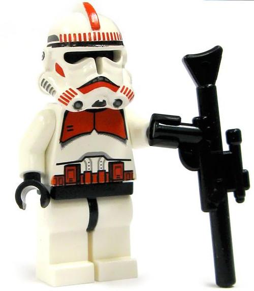 LEGO Star Wars Loose Clone Shock Trooper Minifigure [Loose]